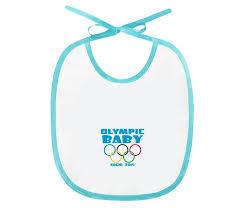 "Слюнявчик ""Olympic baby"" #181516 от Novikov Pro - <b>Printio</b>"