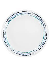 <b>Набор тарелок обеденных</b> 26см Ocean Blues (4шт) Corelle ...