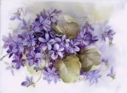 Resultat d'imatges de ramo de violetas