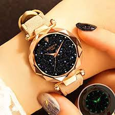 Fashion Crystal Luxury Brand Women Watches 2019 ... - Amazon.com
