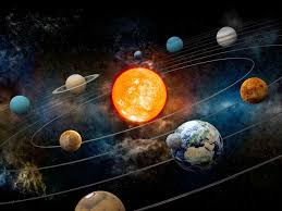 Image result for the sun and the planets of our solar system
