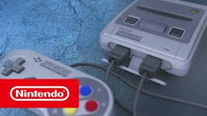 Nintendo <b>Classic Mini</b>: Super Nintendo Entertainment System - The ...