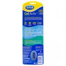 Отзывы о <b>Стельки Scholl GelActiv</b> Everyday на каждый день ...