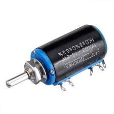 <b>WXD3</b>-<b>13</b>-<b>2W Precision Potentiometer</b> 1KΩ 1K Ohm Wirewound ...