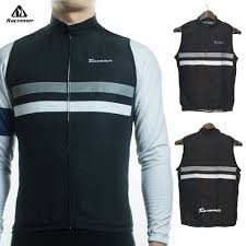 Racmmer <b>2020 Windbreaker Windstopper</b> Sleeveless <b>Cycling</b> ...