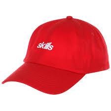 Купить <b>бейсболку</b> классическая <b>Skills Fse</b>-<b>c2</b> Red в интернет ...
