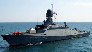 Балтийский <b>флот</b> получит корабль с крылатыми ракетами ...