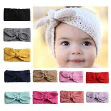 Knit Bow <b>Headband</b> In <b>Babies</b>' <b>Hair Accessories</b> for sale | eBay