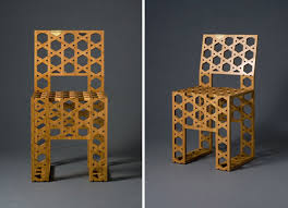 and this chair is from another talented dutch designer lotte van laatum bamboo design furniture