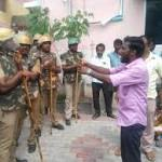 Sterlite protest LIVE updates: Local channels identify policeman who fired shots in Thoothukudi