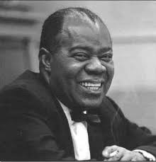riverwalk jazz   stanford university librarieslouis armstrong  photo © william carter   used   permission  taken backstage at a cornell u concert