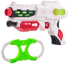 <b>Fun</b> красный Набор <b>бластер наручники</b> звук свет <b>Fun</b> красный ...