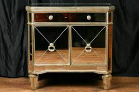 mirrored deco cabinet chest cupboard borghese furniture art deco mirrored furniture