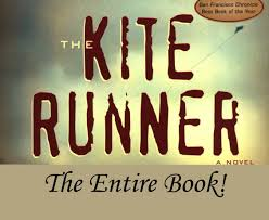kite runner entire book kite runner entire book