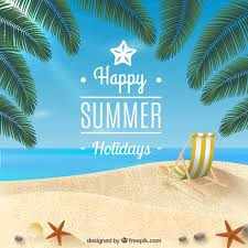 Premium Vector | <b>Happy summer</b> holidays background
