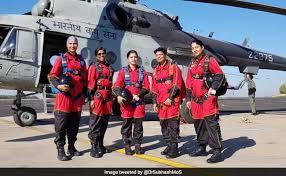 At Aero India 2019, <b>Woman</b> Pilots <b>Fly High</b>; Amaze Audience