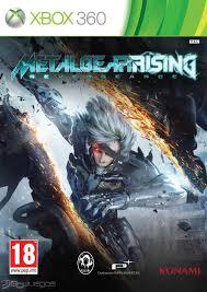 Metal Gear Rising: Revengeance RGH Español Xbox360 + DLCs [Mega+]