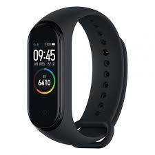 Фитнес-<b>браслет Xiaomi Mi</b> Band 4, черный
