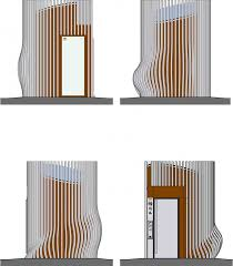 architecture bathroom toilet: public toilet unit schleifer amp milczanowski architekci