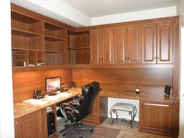 elegant diy corner home office furniture ideas custom brown maple wood l for custom office furniture built desk small home office