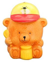"<b>Elan</b> gallery <b>Горшочек для меда</b> ""Медвежонок"" 500 мл — купить ..."