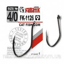 <b>Крючок FANATIK CAT</b> FK-1126 <b>FISH-COM</b>, цена 16,99 грн., купить ...