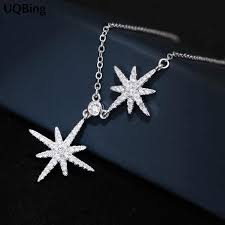 <b>Hot</b> Selling 925 Sterling Silver <b>Snow</b> Flower Pendant Necklaces For ...