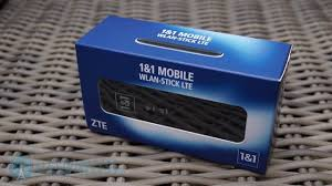 Test: <b>ZTE MF79</b> 1und1 Mobile WLAN-Stick LTE - YouTube