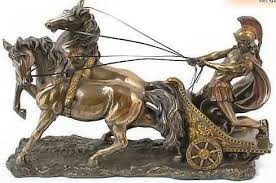 Image result for roman chariot