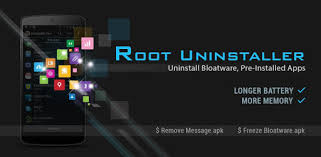 Root Uninstaller - Apps on Google Play