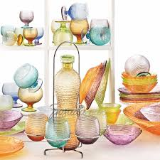 Стеклянная <b>бутыль</b> 1 л прозрачный серия <b>Multicolor</b> IVV 6768.1 с ...