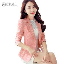 2019 Ladies Office <b>Blazers</b> Spring <b>Women</b> Cost <b>Korean Short</b> Slim ...