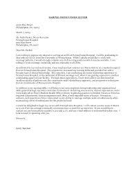 nurse cover letter cover letter nursing application job    cover letter nursing application job application sample