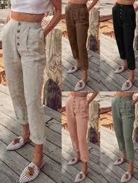 M-5Xl 6Xl 7Xl Women <b>Original Design</b> Vintage Pants Plus Size ...
