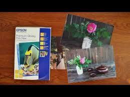 ОНЛАЙН ТРЕЙД.РУ Бумага <b>EPSON Premium Glossy</b> Photo <b>Paper</b> ...