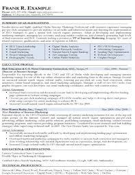 marketing cover letter example  x  marketing cover letter    sample resume of online marketing manager mediamarketing