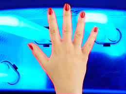 The Truth About Gel <b>Manicure UV</b> Nail Lamps And Skin Cancer | SELF