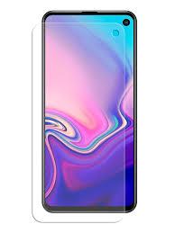 Защитное стекло <b>Zibelino для</b> Samsung Galaxy S10 2019 UV ...