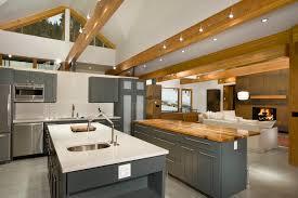 image by rockridge building company beams lighting