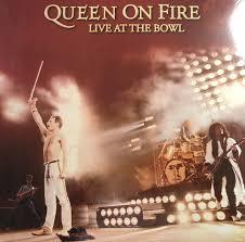 <b>Queen</b> - <b>Queen</b> On Fire (Live At The Bowl) (2018, <b>180</b> Gram, Vinyl ...
