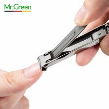 <b>Mr</b>. <b>Green</b> Stainless Steel <b>Nail</b> File with Anti skid Handle and ...