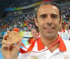 Elche / El profesor de la UMH Óscar Gutiérrez, medalla de bronce en los Juegos Olímpicos de Pekín - umh_olimpiadas_oscar_gutierrez_010908_ok