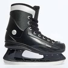 <b>Коньки ледовые</b> мужские черные FIT50 OXELO - купить в ...