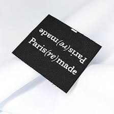 Jacquard <b>woven label</b>
