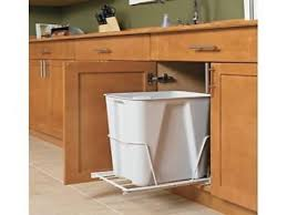Kitchen Cabinet Garbage Drawer Remarkable Kitchen For Gorgeous Home Decoration For Interior