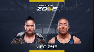 MMA Preview – Amanda Nunes vs Germaine de Randamie 2 at ...