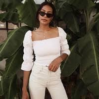 Wholesale Plus Size white puff sleeve <b>summer</b> blouse - Buy Cheap ...