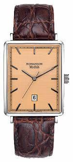 Наручные <b>часы ROMANSON DL5163SLW</b>(<b>RG</b>) купить по цене ...