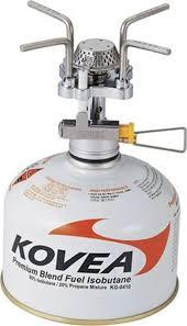 <b>Горелка газовая Kovea Solo</b> Stove — купить в интернет-магазине ...