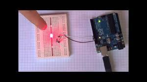 Arduino Tutorial #1 - Digital Inputs and Outputs - <b>Button</b> & <b>LED</b> ...